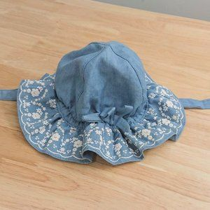Other - Vintage Baby Girl Hat
